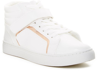 Esprit Wayne Hi Top Sneaker $45 thestylecure.com
