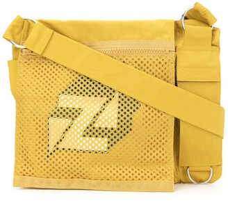 Undercover yellow shoulder bag