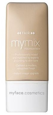 Myface Mymix Foundation Fair