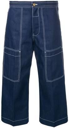 Acne Studios Iron Dye carpenter trousers