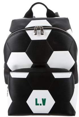 Louis Vuitton 2018 World Cup Apollo Backpack