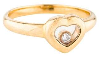 Chopard 18K Happy Diamonds Heart Ring