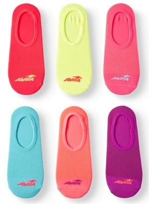 7b54d06f521e3 Avia Ladies Sport Liner Socks, 6 Pack