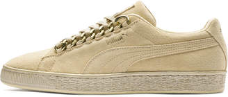 Suede Classic X-Chain Sneakers