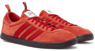 C.P. Company adidas Consortium + Tobacco Suede Sneakers