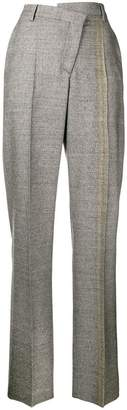 Maison Margiela asymmetric tailored trousers