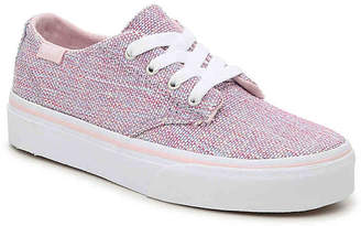 Vans Camden Stripe Toddler & Youth Sneaker - Girl's