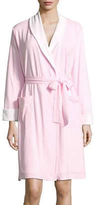 Lauren Ralph Lauren Striped Lounge Robe