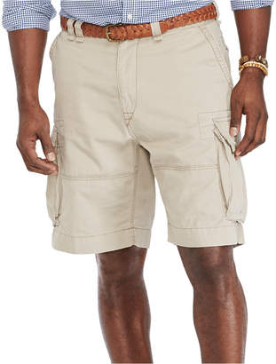 "Polo Ralph Lauren Men Big and Tall 10"" Classic Gellar Cargo Short"