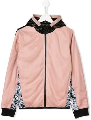 Stella McCartney TEEN logo print sports jacket
