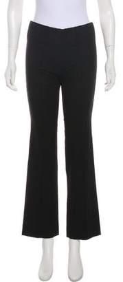 Zero Maria Cornejo Wool Mid-Rise Pants