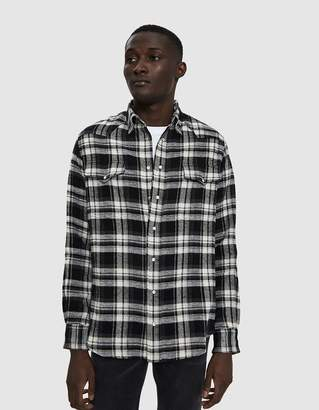 Gitman Brothers Colorado Triple Yarn Flannel Shirt