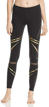 Alo Yoga Airbrush Long Leggings $138 thestylecure.com