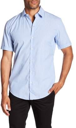 BOSS Robb Trim Fit Printed Shirt