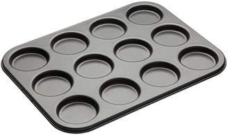 Mastercraft Heavy Base 12-Cup Macaron Pan