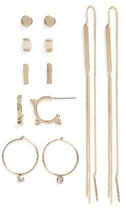Women's Bp. 6-Pack Earrings $19 thestylecure.com