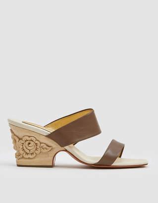 Rachel Comey Heir Carved Heel Sandal