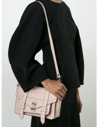 Proenza Schouler PS1 satchel $1,550 thestylecure.com