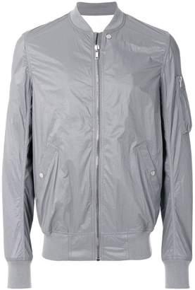 Rick Owens casual bomber jacket