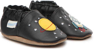 Robeez Space Dreams Infant Crib Shoe - Boy's