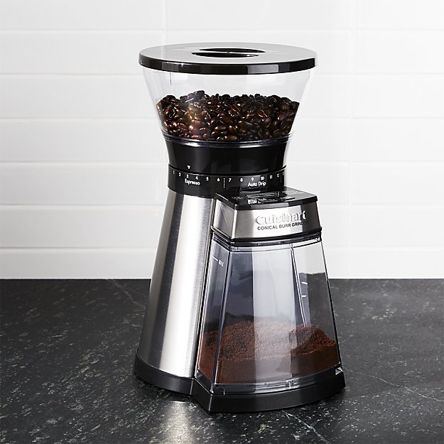 Cuisinart ® Programmable Conical Burr Grinder
