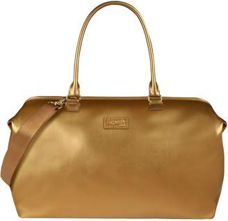 Lipault Miss Plume Gold Weekend Bag