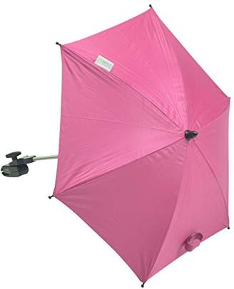 For-Your-little-One Parasol Compatible with Weavers 2 Twin, Hot Pink