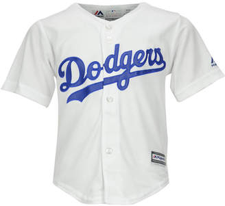 Majestic Toddlers' Los Angeles Dodgers Replica Jersey