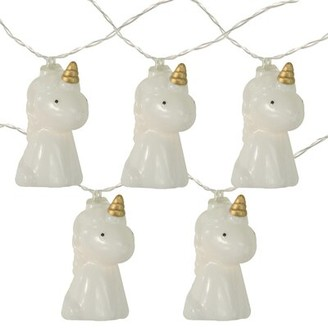 The Party Aisle Unicorn Summer 4.5 ft. 10-Light Novelty String Light The Party Aisle