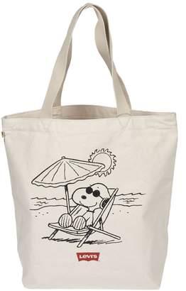 Levi's Levis Snoopy Print Shopper Bag