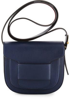 Tory Burch Modern Buckle Saddle Bag $475 thestylecure.com