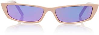 Acne Studios Agar Square-Frame Acetate Sunglasses