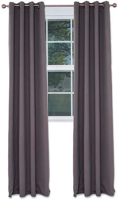 Cambridge Silversmiths HOME Home Blackout Grommet-Top Curtain Panel