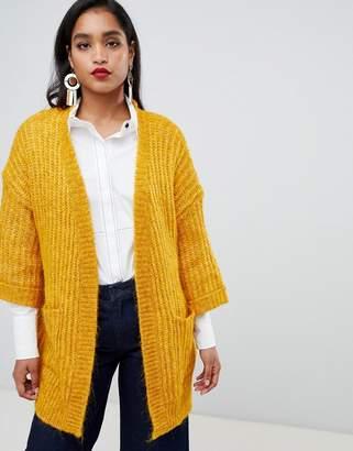 Y.A.S Chunky Rib Knitted Cardigan