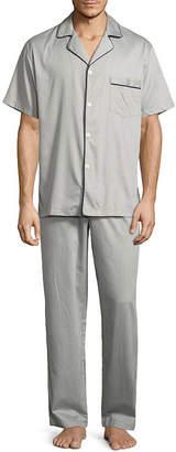 STAFFORD Stafford Sateen Pajama Set - Big & Tall