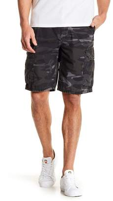 UNION DENIM Monterey Camo Print Cargo Shorts