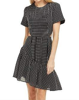C/Meo Collective Even Love Short Sleeve Dress