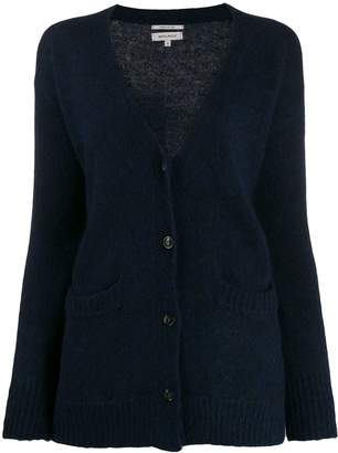 Woolrich oversized long-sleeve cardigan