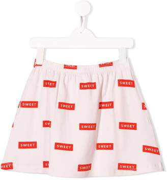 Tiny Cottons elasticated flared skirt