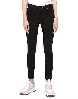 Calvin Klein Mid Rise Super Skinny Jean