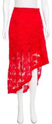 Nicholas Lace Midi Skirt w/ Tags