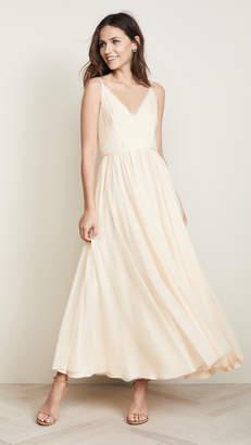 Jill Stuart Frill Trimmed Dress