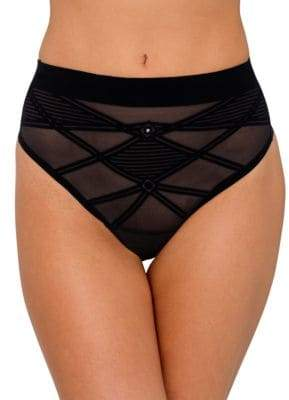 Nancy Ganz Sheer Decadence G-String