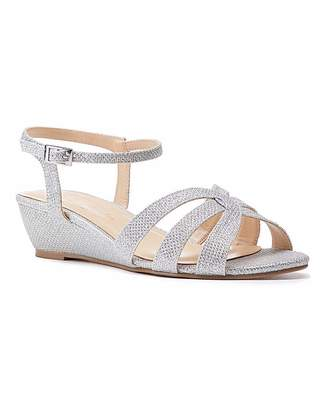 3d55f7eb9927 Liverpool Paradox London Jackie Wide E Fit Sandals