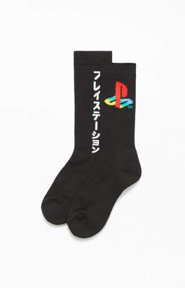 Ripple Junction Playstation Crew Socks