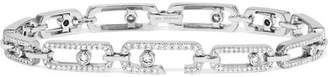 Möve Messika Addiction 18-karat White Gold Diamond Bracelet