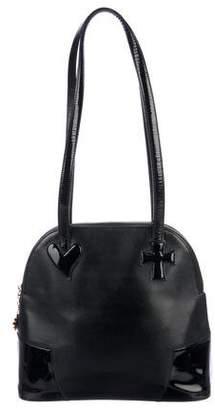Christian Lacroix Leather Shoulder Bag
