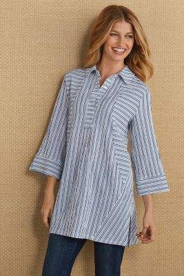 Soft Surroundings Amiens Tunic