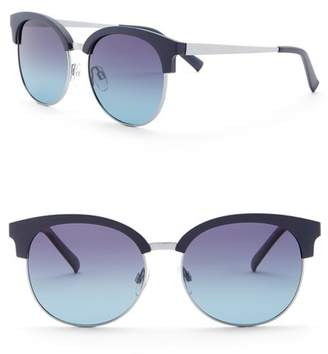 Cole Haan Clubmaster 55mm Sunglasses (Women)
