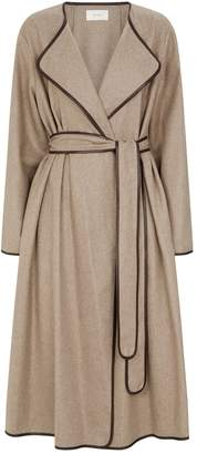 The Row Helga Belted Cashmere Coat